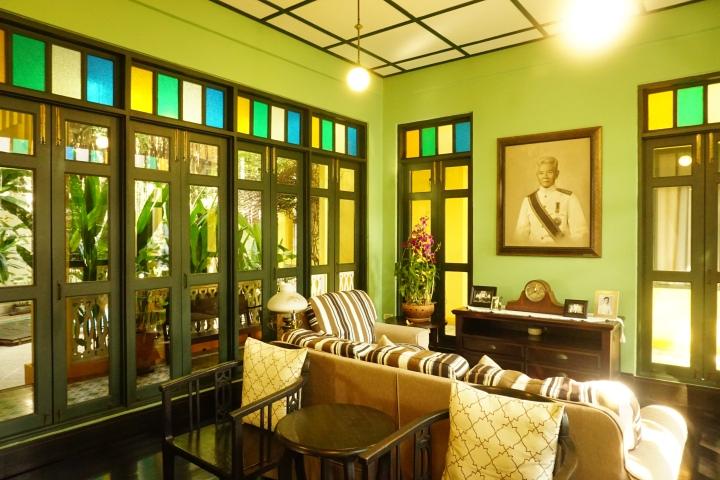 【曼谷Silom區旅館】Bangkok Baan Pra Nond Bed & Breakfast 一家不知道該不該推薦的懷舊雅致民宿