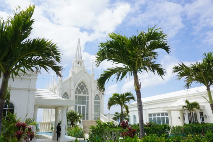 【沖繩】浪漫婚禮的最佳選擇、優閒度假的理想安排~Hotel Nikko Alivila阿利維亞日光酒店
