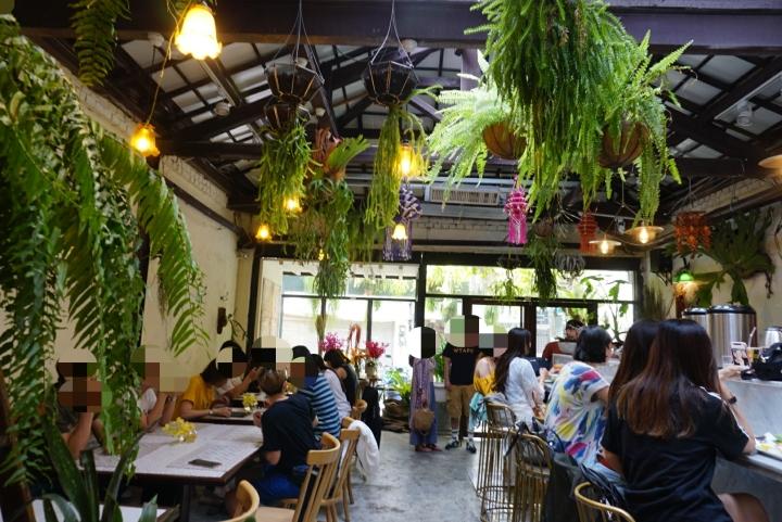 【台南異國餐廳推薦】珍妮花與南洋杉泰國餐廳