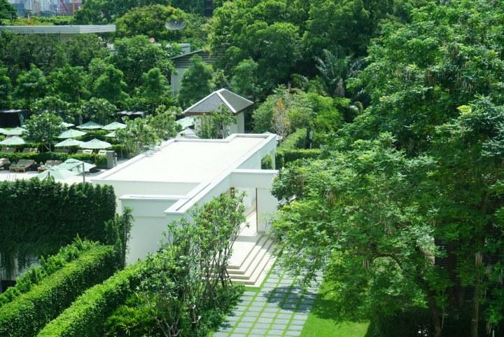 【曼谷旅館介紹】有質感的大人味旅館 — 素可泰酒店 The SukhothaiBangkok