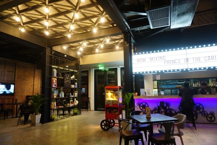 【曼谷中央碼頭站旅館推薦】老劇院設計旅館 ~ 王子劇院遺產旅店 Prince Theatre HeritageStay