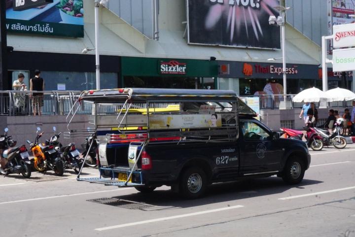 【Pattaya 芭達雅】旅遊芭達雅前請先了解市區交通,真是一門學問啊!