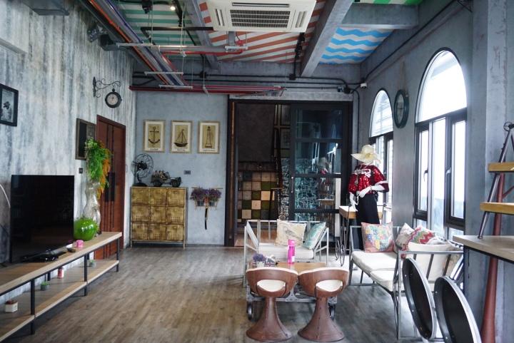 【Pattaya芭達雅】鬧區面海的 Nonze Hostel平價膠囊旅館,設備也可以如此完善!