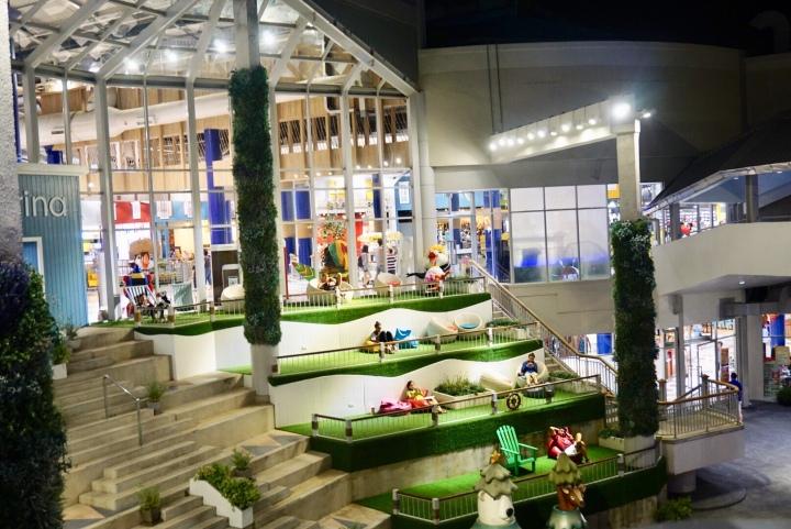 【Pattaya 芭達雅】泰國的藝術天份也發揮在購物中心的設計上~親子遊到芭達雅,來 Central Marina就對了!