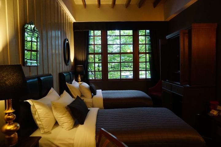 【曼谷古城旅館推薦】宛如一座印刷博物館的Bangkok Publishing Residence