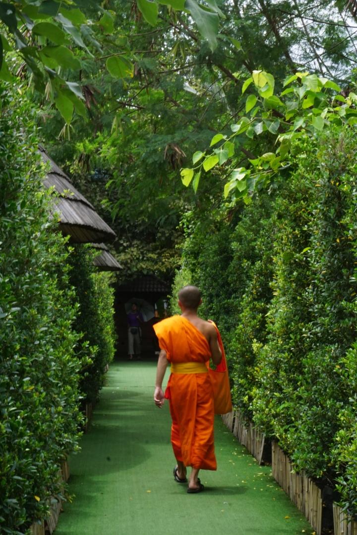 【清邁景點推薦】古城最詩情畫意的寺廟~Wat Jetlin杰林寺