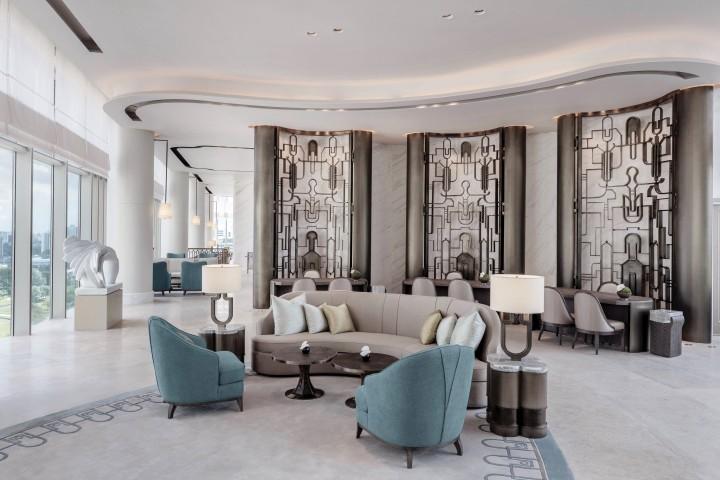 【2018曼谷新旅館推薦】曼谷華爾道夫酒店WALDORF ASTORIA BANGKOK ~奢華酒店的新定義