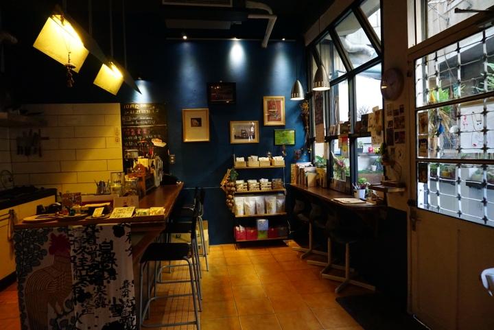 【台南咖啡館】手艸生活~品賞漢方飲的好滋味