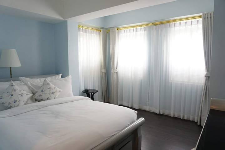 【曼谷住宿推薦】近機場捷運線1千多的家庭房,親子旅遊省很大 ~曼谷努爾沙巴精品床位旅館 Noursabah BoutiqueBed-Bangkok