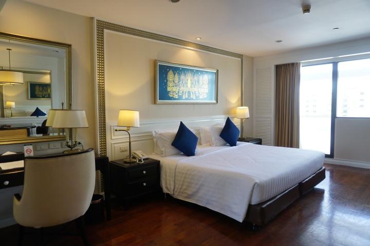 【曼谷旅館推薦·河畔區】被低估的中央碼頭區旅館 – Centre Point HotelSilom是隆中央酒店