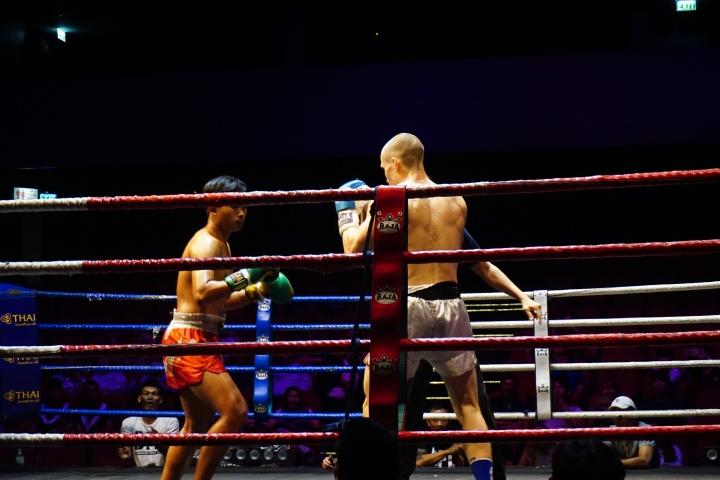 【曼谷景點】聽他們娓娓訴說史詩般的300年泰拳史~Muay Thai Live泰拳秀