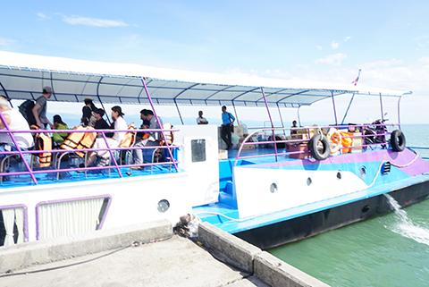 【泰國離島】象島Koh Chang、閣骨島 Koh Kut(KohKood)交通