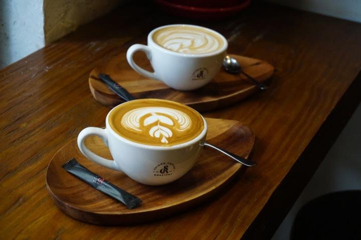 【胡志明市咖啡館推薦】想喝美味香醇的椰奶咖啡,來Saigon Coffee Roastery吧!