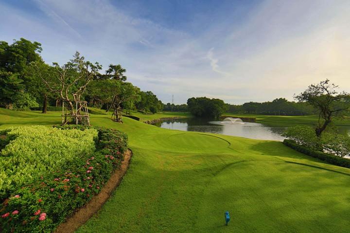 【曼谷輕鬆享受高球假期】Alpine Golf Club,打球之餘,還可參觀大城遺跡、大啖泰國大河蝦的高球文化美食之旅