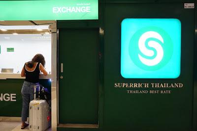 【泰國自助】泰國曼谷旅遊要帶多少錢、帶什麼貨幣、曼谷匯兌處整理(含高山路、Silom、蘇坤蔚路沿線等六所換匯處)