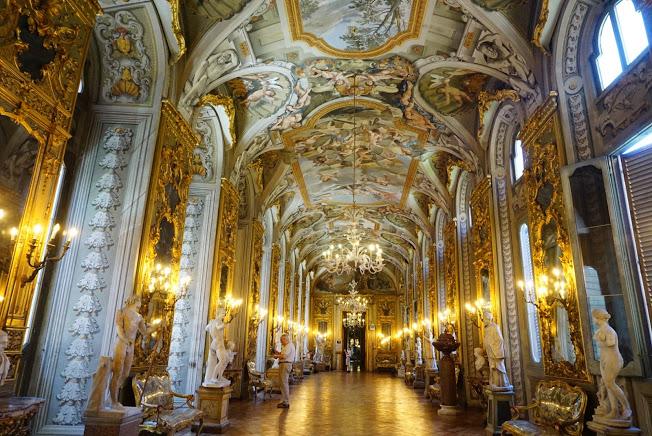 【羅馬】悠心賞畫免排隊的華麗藝術殿堂~Galleria Doria Pamphilj多利亞·潘菲利美術館