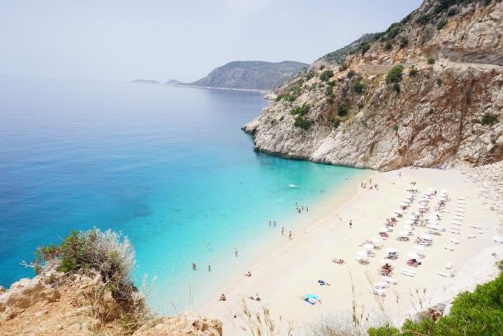 【土耳其】快來玩,土耳其南部根本是歐洲的泰國,便宜消費即可享受湛藍地中海美景~卡敘超值旅館推薦Mare Nostrum Apartment